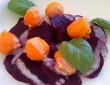 Randig-Kürbis-Salat