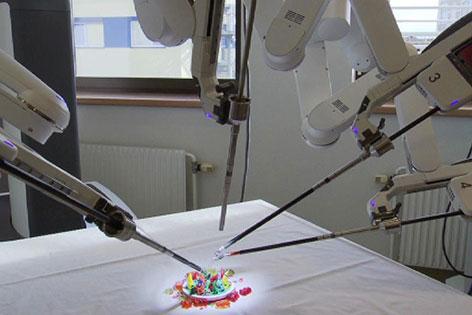 Roboter Wiener Neustadt