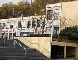 Das Akademische Gymnasium in der Stadt Salzburg auf dem Rainberg