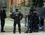 Bombendrohung am Hauptbahnhof