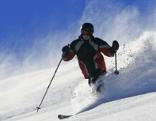 Piste Skifahren