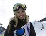 Anna Gasser Snowboard