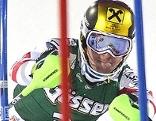Marcel Hirscher bei Slalom