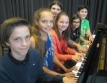 Junge Musiktalente
