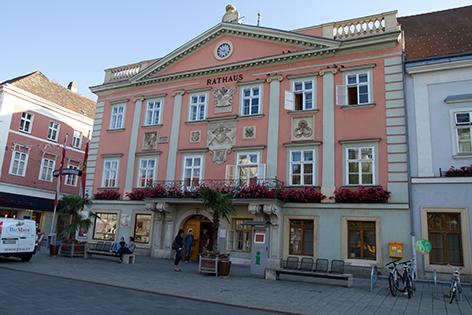 Rathaus Wiener Neustadt
