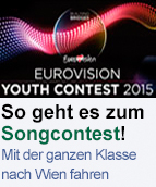 Youth Contest Promobutton neu