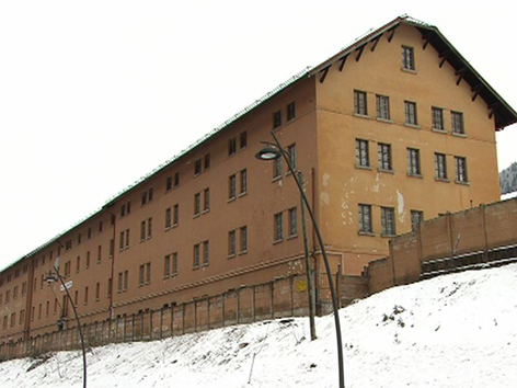 Alte Kaserne Tarvis