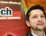 Neuer Job Damian Izdebski