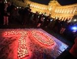 Holocaust Heldenplatz Gedenken