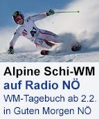 Alpine Ski-WM auf Radio NÖ
