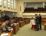 Landtagssitzungssaal