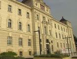 Landesgericht Sankt Pölten Gebäude außen