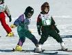 Skifahren Kinder Skikurs