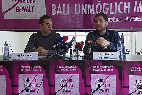 NOWKR-Pressekonferenz