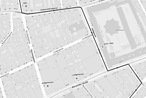 """""""Mahü""""-Umbau: Ausweichroute für Buslinie 13A"""