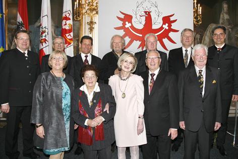 Ehrenzeichen 2015