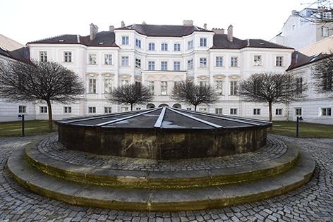 Palais Strozzi in der Josefstadt