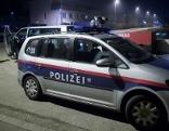 Polizeiautos bei Schießerei