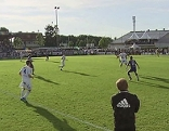 Fußballplatz / Stadion von Austria Salzburg in Salzburg Maxglan