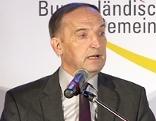 Gemeindebund-Präsident Leo Radakovits