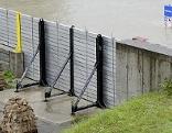 Hochwasserschutz in Krems