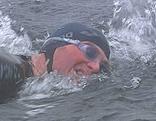 Schwimmer Wolga Training
