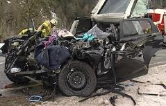 Tödlicher Unfall auf der B311
