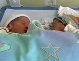 Zwillinge Babys