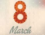 8. März