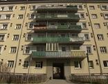 Hand durch explodierende Patronen verloren. Im Bild: Wohnhausanlage in der Leopoldstadt