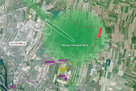 Stadtplan
