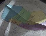 Plan der Schottergrube in Seekirchen Ried