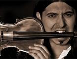 Jazz im Sägewerk Adam Baldych an der Violine