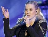 Anastacia bei Konzert in der Stadthalle