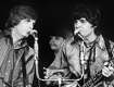 The Everly Brothers bei einem Konzert in Las Vegas 1970, Phil (links) starb am 3.1.2014