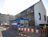 Baustelle am Yppenplatz