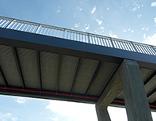 Fiberglasbrücke