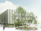 Modell des Österreich-Pavillons bei der Expo 2015 in Mailand