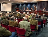 Jagdversammlung Raiffeisensaal