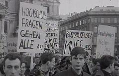 Demonstration 31.3.1965