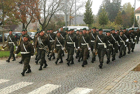Militärmusik
