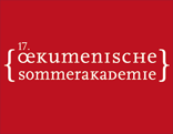 """Ökumenische Sommerakademie 2015 """"Warum Leid"""""""