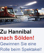 Hannibal am Gletscher
