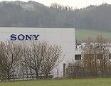Das Sony Werk in Thalgau (Flachgau)