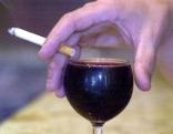 Sucht Alkohol Rauchen