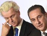 Wilders und Strache