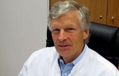 Frank Genelin, Facharzt für Unfallchirurgie und Sporttraumatologie von der Privatklinik Bad Vigaun