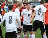 Österreichs Fußball-U19-Mannschaft