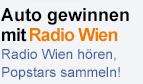 Auto gewinnen mit Radio Wien