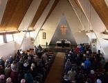 Evangelischer Karfreitagsgottesdienst in Stoob